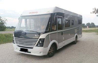 Wohnmobil Vollintegriert Dethleffs Esprit I 6810 zu vermieten in Landau An Der Isar