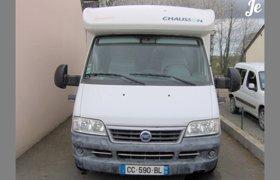 Camping-car Profilé Chausson Welcome 55 en location à St Georges De Chesne e9b5d6092463