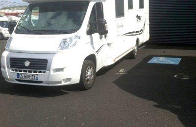 Camping-car Profilé Fiat Ducato en location à Gerzat