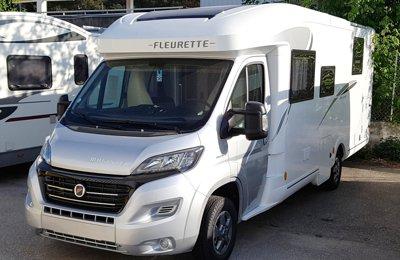 Camping-car Profilé Fleurette Lmf 74 en location à Les Pennes-Mirabeau