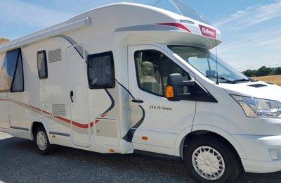 Wohnmobil Teilintegriert Challenger 398 Eb zu vermieten in Souligne Sous Ballon