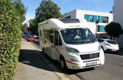 RV Low profile Sunlight T64 For rent in Dresden