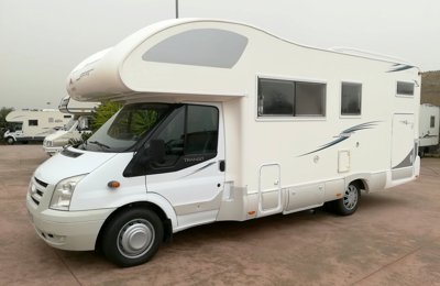 RV Coachbuilt Rimor Super Brig 677 Tc For rent in Elmas