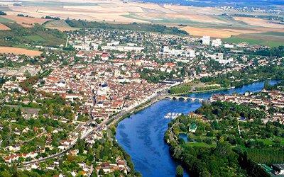 Itinéraire dans l'Yonne en famille