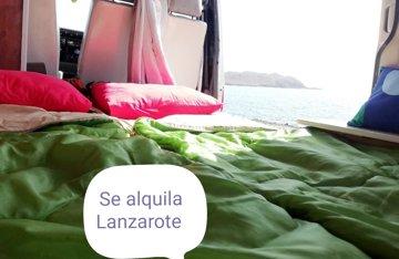 Alquiler De Autocaravanas Y Furgonetas Camper Lanzarote