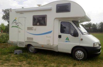 Autocaravana Caputxina Joint E33 en lloguer a Peñarroya-Pueblonuevo