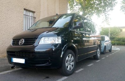 Camper Volkswagen Multivan For rent in Toulouse