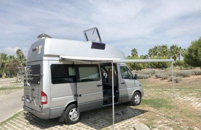 Castellón's RV rental | Yescapa