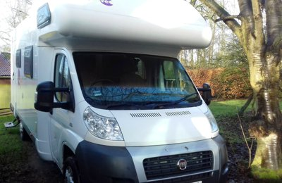 Motorhome Coachbuilt Mooveo 707 For hire in London