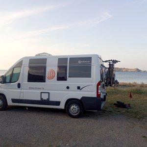 Standort Kastenwagen - Christophe