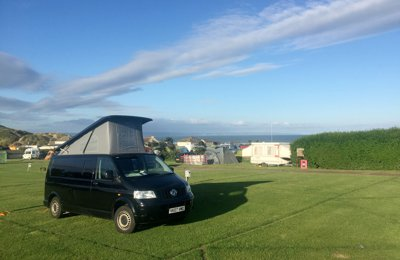 Campervan Volkswagen T5 For hire in Gloucester