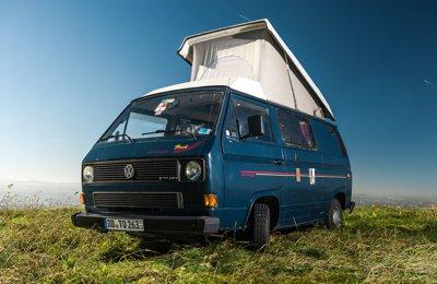 Campervan Vw Transporter zu vermieten in Stuhr