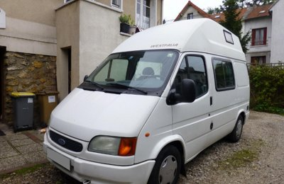 Camper Ford Nugget For rent in Ris Orangis