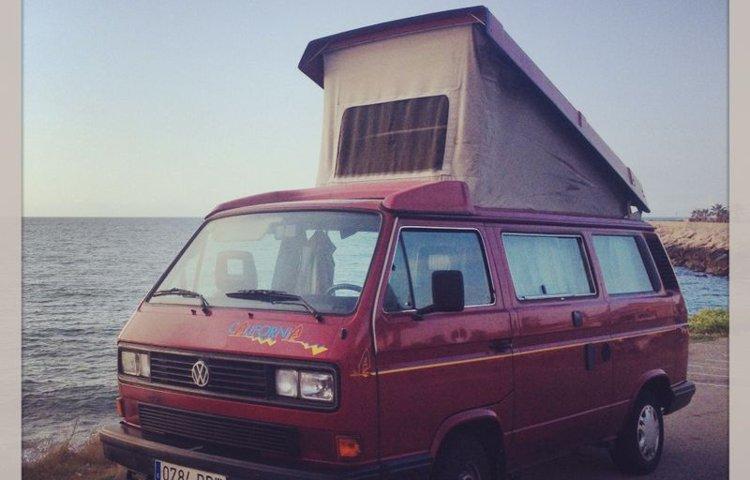 Foto de Camper Volkswagen California T3 (Ibiza)
