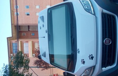 Furgoneta camper Fiat Ducato Weinsverg En alquiler en Zaragoza