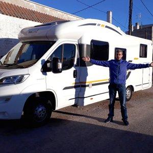 Aluguer Autocaravana Perfilada - Oscar