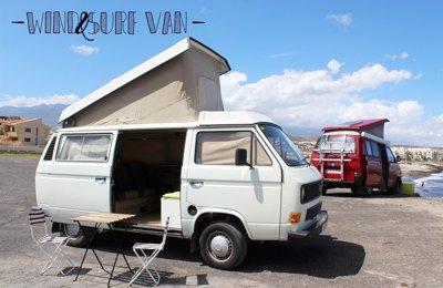 Campervan Volkswagen Multivan T3 zu vermieten in El Médano