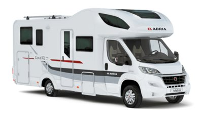 RV Coachbuilt Adria Coral Xl Plus A670 Dk For rent in Barton-Under-Needwood
