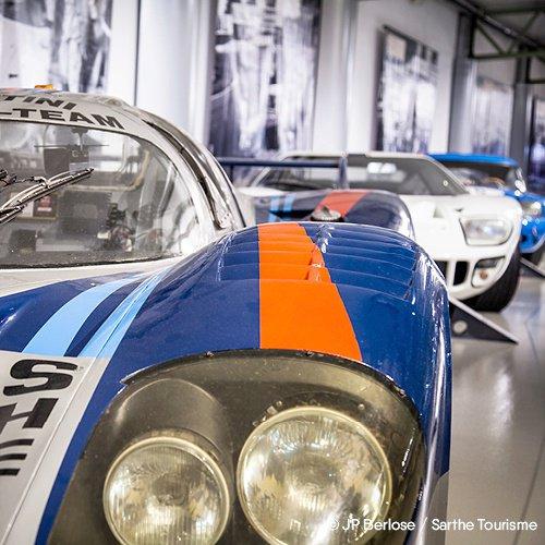 Le Mans & la Cité Plantagenêt - Location de camping-cars