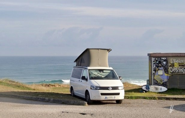 location van bidart volkswagen california beach 2012 yescapa. Black Bedroom Furniture Sets. Home Design Ideas