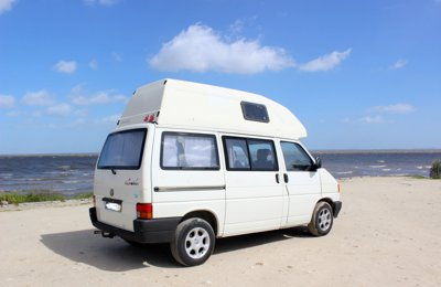 Converted van Volkswagen Westfalia For rent in Grândola