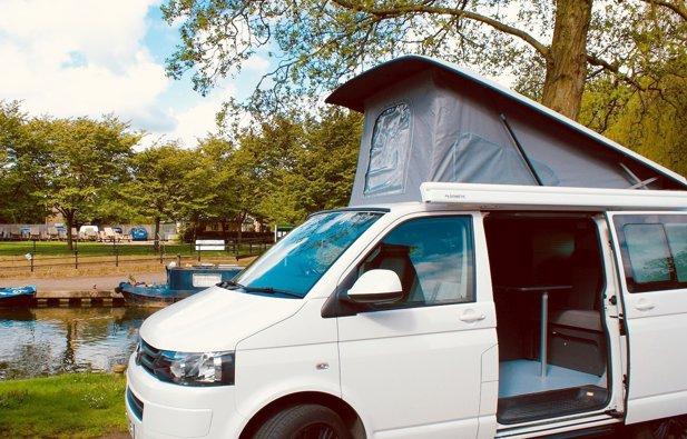 Campervan Vw Camper Van rental