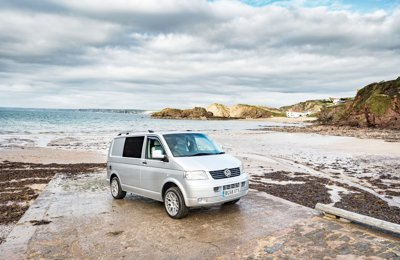 Camper Volkswagen Transporter T5 For rent in Nottingham