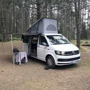 Camper rental - Guillaume