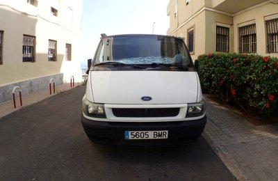 Fourgon aménagé Ford Transit en location à Las Palmas De Gran Canaria
