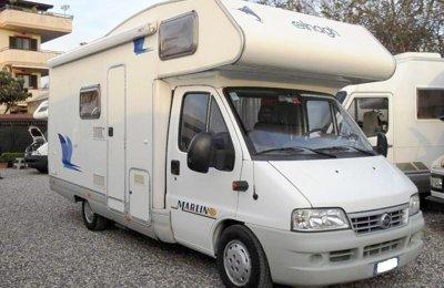 Camper Mansardato Fiat Ducato Marlin64 condiviso a Catania
