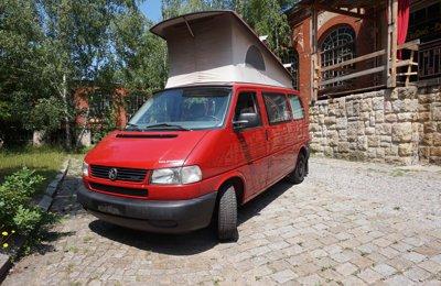 Campervan Vw T4 Transporter zu vermieten in Stuhr