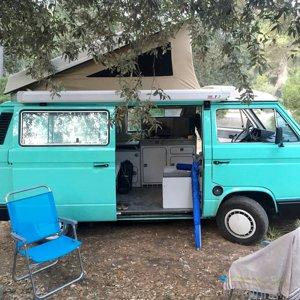 Campervan rental - Simone