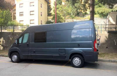Furgonato Weinsberg Caratour 601 Mq condiviso a Aosta