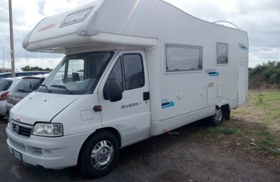 RV Coachbuilt Caravan International Riviera For rent in Roma