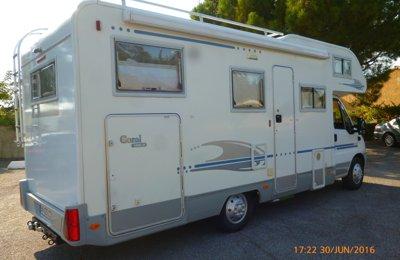 RV Coachbuilt Adria 660Sp For rent in Vitrolles