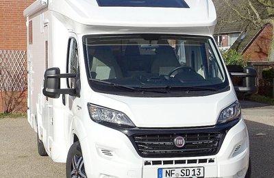 Wohnmobil Teilintegriert Eura Mobil Profila 720 T Eb zu vermieten in Sankt Peter-Ording