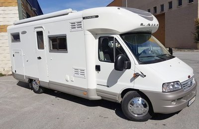 aa51e6ff2d Low profile motorhome Laika Kreos 3010 To rent in Viladecans