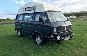 035ef098ab Campervan Volkswagen Transporter For hire in Greenisland
