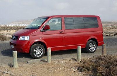 Furgoneta camper Volkswagen  Transporter Camperizada en lloguer a Las Palmas