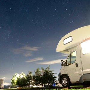 Coachbuilt motorhome rental - Alfonso