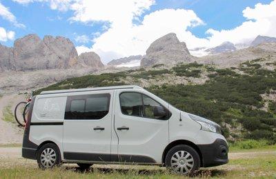 Van Glenan Concept Horizon Van 5 en location à Rennes