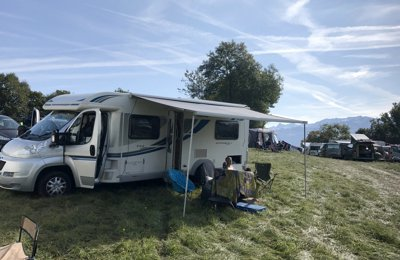 Motorhome 'A' class Peugeot 2.8 Baily 745 Approach For hire in Haywards Heath