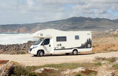 Autocaravana Capucino Fiat Ducato Frankie, The Jolly Van em aluguer em Rua Agualva Dos Açores 3