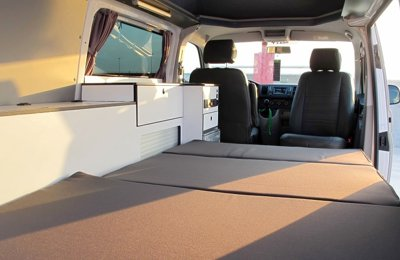 Camper Volkswagen Transporter En alquiler en Valencia