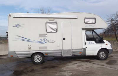 RV Coachbuilt Rimor Ng1 For rent in Roma