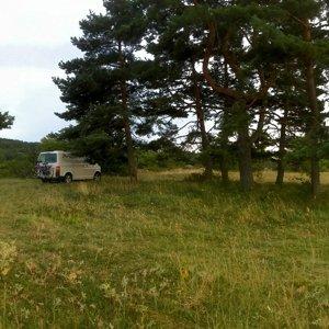 Standort Campingbus - Nora