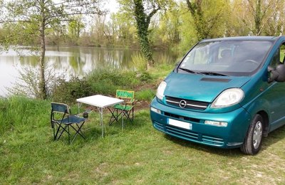 Campervan Opel Vivaro For rent in Villenave-D'ornon